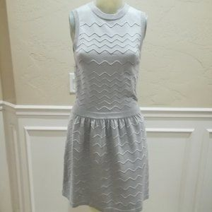 NWT Romeo and Juliet Couture gray sweater dress